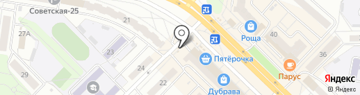 Молокомат на карте Новочебоксарска