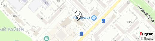 Росгосстрах на карте Новочебоксарска