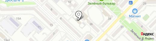 Отдел вневедомственной охраны на карте Новочебоксарска