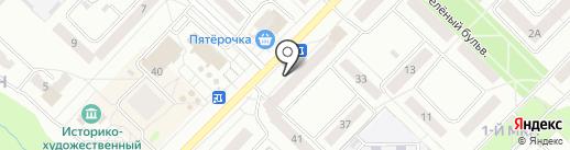 Вита-экспресс на карте Новочебоксарска