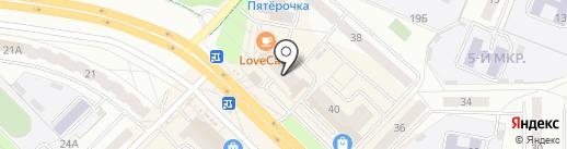 Любимые гарниры на карте Новочебоксарска