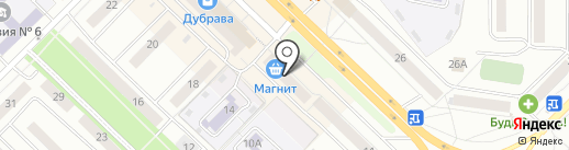 Rem21 на карте Новочебоксарска