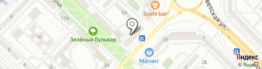 Мастерская по ремонту обуви на карте Новочебоксарска