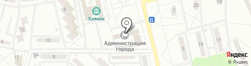 Управление делами на карте Новочебоксарска