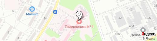 Профит-центр на карте Новочебоксарска