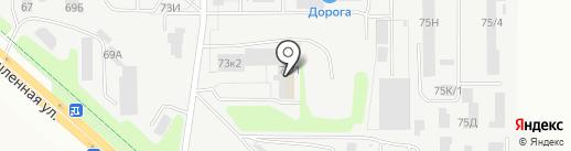 СтройТрейдинг на карте Новочебоксарска