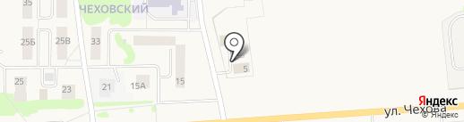 Марийский республиканский центр по гидрометеорологии и мониторингу окружающей среды на карте Медведево
