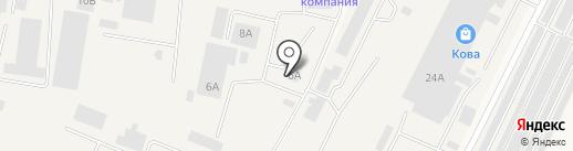 МариУралТраксервис на карте Медведево