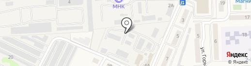 Установочный центр автосигнализаций на карте Медведево