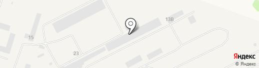Медведевский Бетонный Завод на карте Медведево