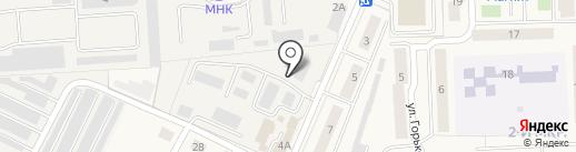 ВмятинNet на карте Медведево