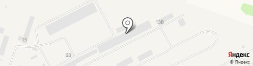 Цветной Бульвар на карте Медведево