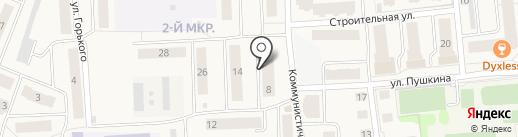 Волго-Вятский банк Сбербанка России на карте Медведево