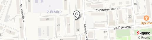 Мои Документы на карте Медведево