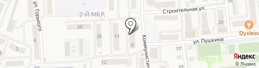 Банкомат, Сбербанк, ПАО на карте Медведево