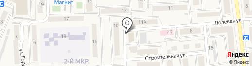 Студия загара на карте Медведево