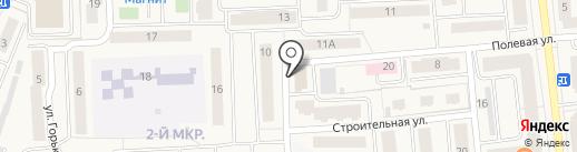 Цюрих на карте Медведево