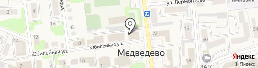 Шанс на карте Медведево