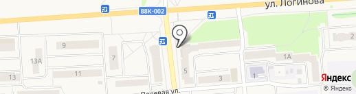 Медведевский отдел Управления Федеральной службы государственной регистрации, кадастра и картографии по Республике Марий Эл на карте Медведево