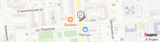 Nina Janine на карте Медведево