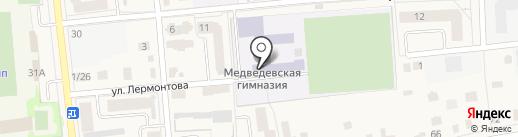 Like на карте Медведево