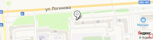 СтомаТом на карте Медведево