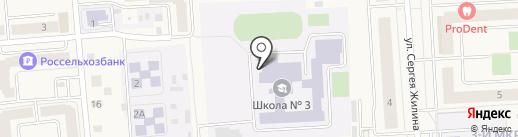 Медведевская детская школа искусств им. К. Смирнова на карте Медведево