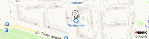 Банкомат, МДМ Банк на карте Медведево