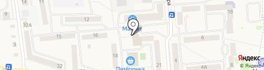 Шкатулка на карте Медведево