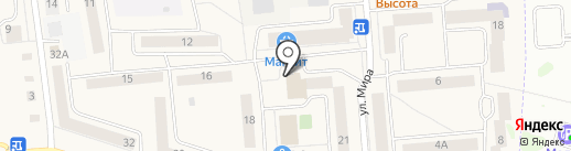 Магазин игрушек на карте Медведево