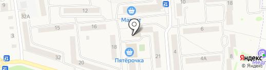 Жилкомсервис на карте Медведево