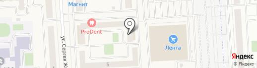Галерея рукоделия на карте Медведево