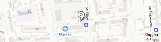 МясоеД на карте Медведево