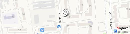 Wo & Man на карте Медведево