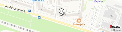 Десерт на карте Медведево