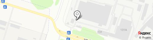 Кондитерский цех на карте Йошкар-Олы