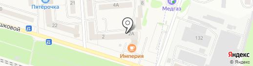 Инженерные Системы на карте Медведево