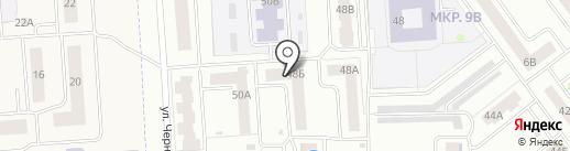 Прохорова, 48-б, ТСЖ на карте Йошкар-Олы