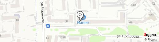 Магазин электротоваров на карте Йошкар-Олы