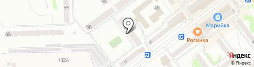 Экспанс, ТСЖ на карте Йошкар-Олы