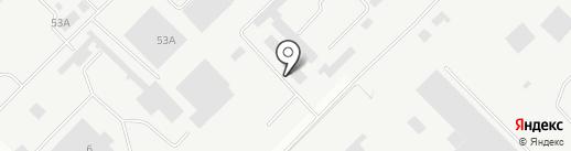 СМиК на карте Йошкар-Олы