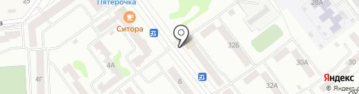 Qiwi на карте Йошкар-Олы
