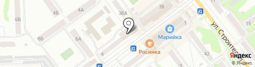 Платежный терминал на карте Йошкар-Олы