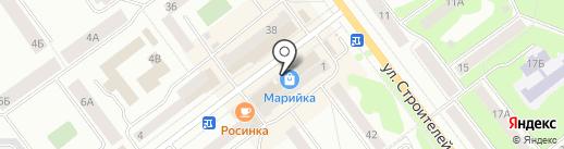 Сити Классик на карте Йошкар-Олы