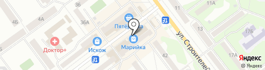Книжный магазин на карте Йошкар-Олы