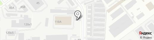 777 на карте Йошкар-Олы