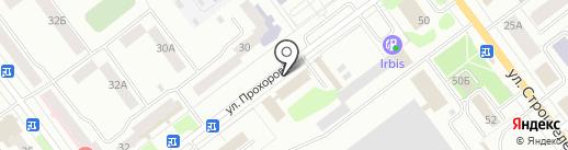 Отдел полиции №2, Управление МВД России по г. Йошкар-Оле на карте Йошкар-Олы