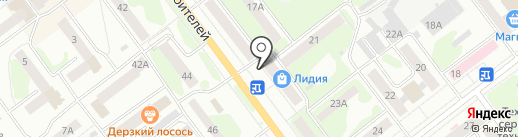 Банк Йошкар-Ола, ПАО на карте Йошкар-Олы