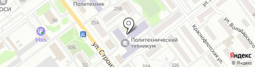 НОРДМАН12 на карте Йошкар-Олы
