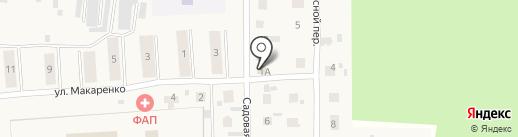 Медведевское районное потребительское общество, ПК на карте Светлого